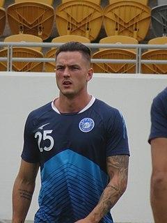 Tiago Leonço Brazilian footballer