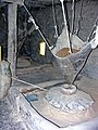 Tibet - 6017 - Grinding wheel powered by water for grinding Tibetan native barley into tsampa.jpg