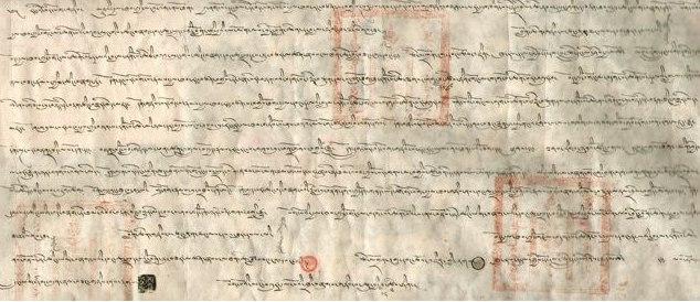 Tibet Mongolia Treaty