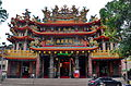 Tiger Riding Temple, Baoan Temple, Minxiong, Chiayi (Taiwan).jpg