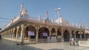 Tijara - Tijara Jain temple