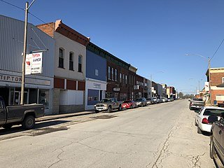Tipton, Missouri City in Missouri, United States