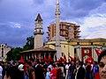 Tirana manifestation.jpg
