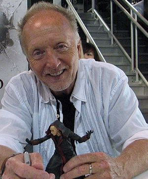 Tobin Bell - Bell at the 2010 San Diego Comic-Con.