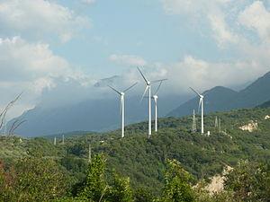 Parco eolico di Tocco da Casauria (PE)