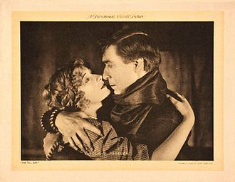 The Toll Gate - Lobby card featuring Anna Q. Nilsson and William S. Hart