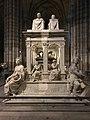 Tombeau Louis XII Anne Bretagne Basilique St Denis St Denis Seine St Denis 2.jpg