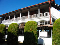 Tomioka Silk Mill Dormitory for French Female Instructors 01.JPG