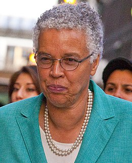 Toni Preckwinkle 20th and 21st-century American politician