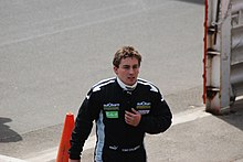 Tony D'Alberto at the 2007 Bathurst 1000.jpg