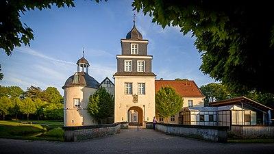 Cafe Schloss Martfeld