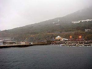 To-shima, Tokyo - Image: Toshima Port Tyo Jp Dec 04 0001