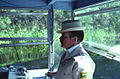 Tour boat guide George Bower Wakulla Springs, Florida.jpg