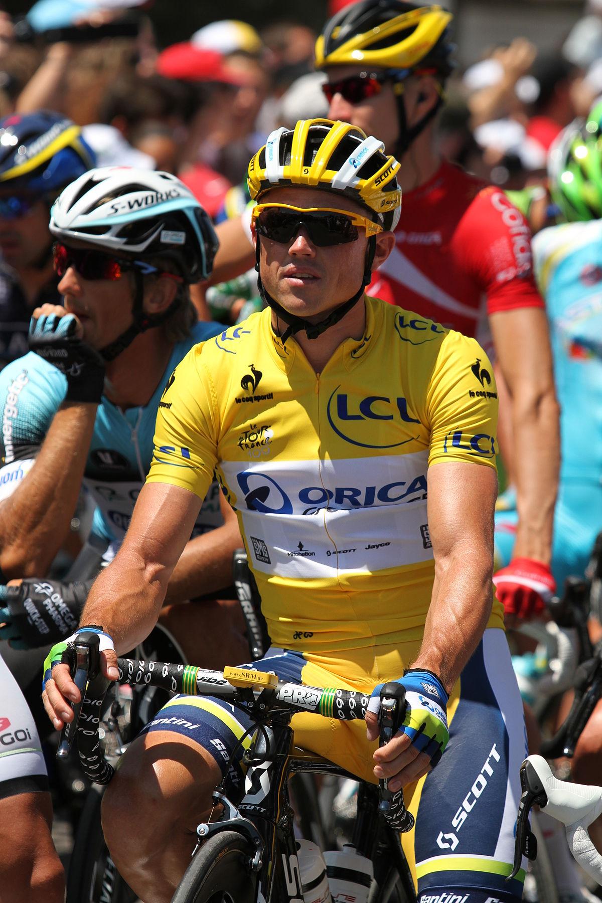 General classification in the Tour de France