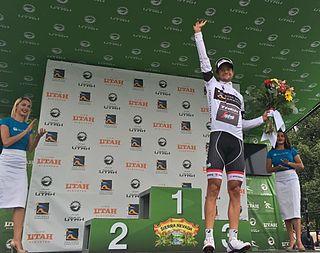 Kiel Reijnen American cyclist