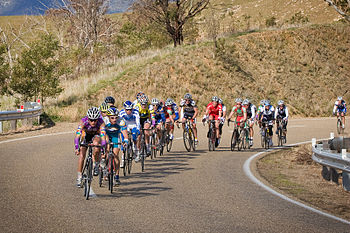 The Tour of Gippsland – a stage race in Austra...