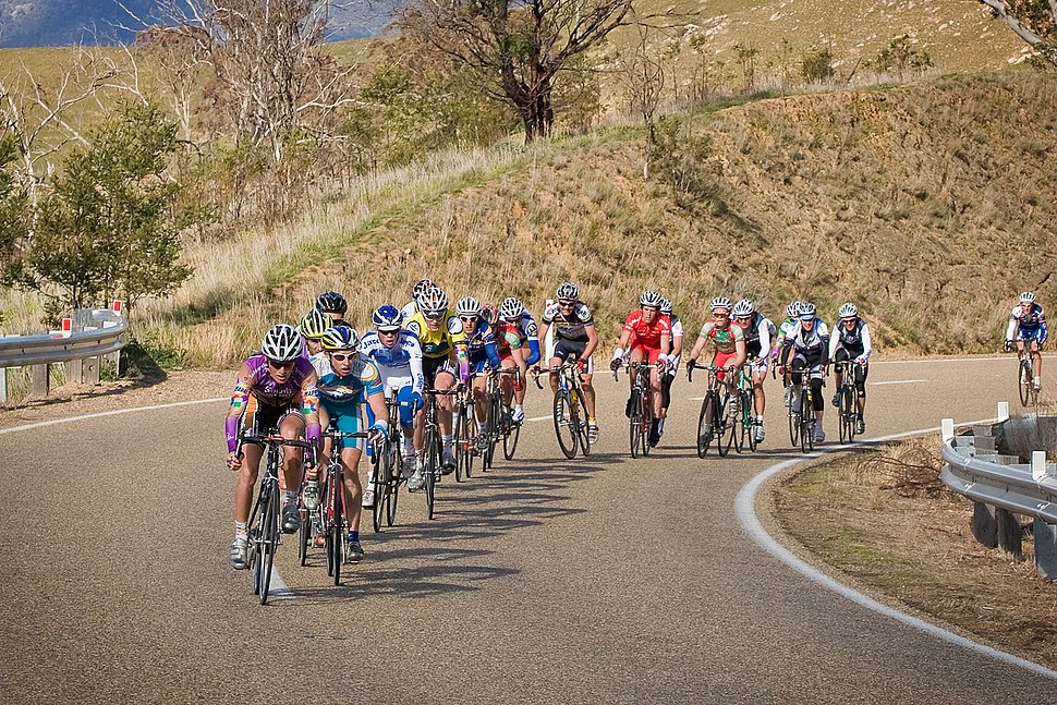 Tour of gippsland final stage