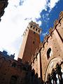Tower, Piazza del Campo, Siena, Tuscany, Italy - panoramio.jpg