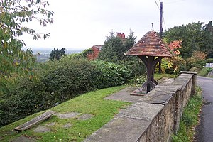 Toys Hill - Image: Toy's Hill Viewpoint geograph.org.uk 1536524