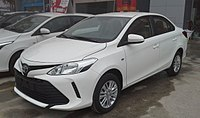 Toyota Vios XP150 facelift China 2017-04-05.jpg