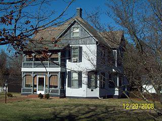 John H. Traband House United States historic place