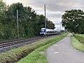 Train TER SNCF Class B 81500 Ligne ferroviaire Mâcon Ambérieu Route Prales Perrex 7.jpg
