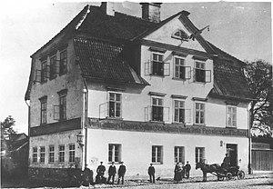 Hugo Treffner Gymnasium - Treffner Gymnasium, 1895