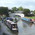 Trent and Mersey Canal, Middlewich, Cheshire - geograph.org.uk - 546253.jpg