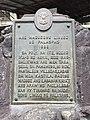 Tres de Abril historical marker.jpg