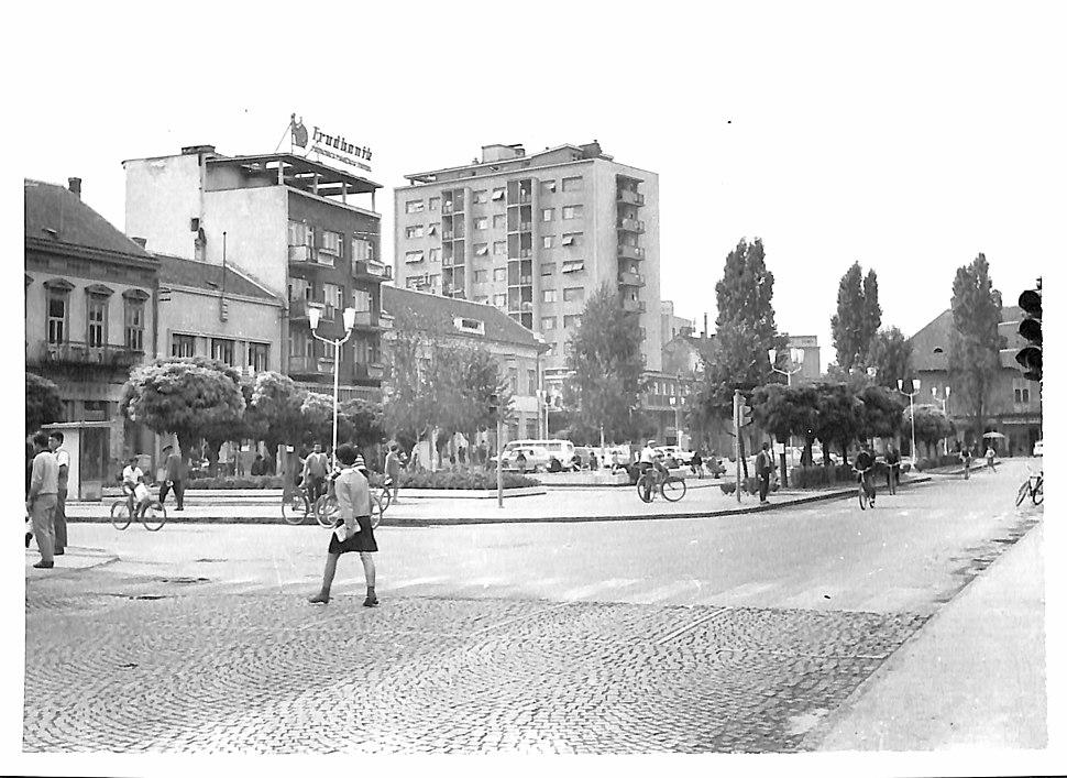 Trg Maršala Tita u Pančevu