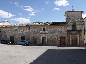 Mota del Cuervo - Image: Trinitarios Verdinal Mdel C