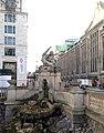 Tritonenbrunnen, Muschelschale und Putten (2).jpg