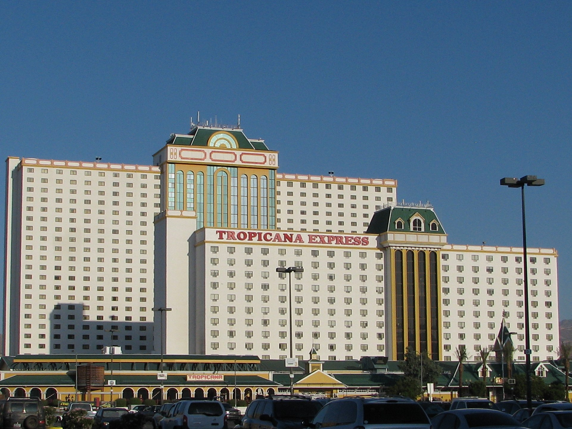 Tropicana Laughlin Wikipedia