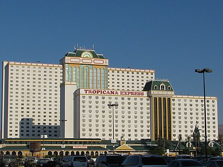 Tropicana hotel and casino info casino workers union