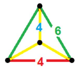 Truncated octahedral prism - Image: Truncated octahedral prism verf