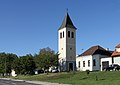 Tschurndorf - Glockenturm.JPG