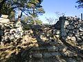 Tsuwano Castle 02 Demaru.JPG