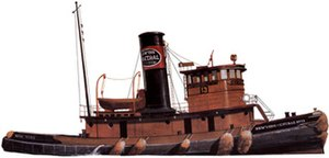 New York Central Tugboat 13 - Image: Tug 13 copy