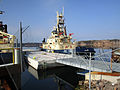 Tugboats Boss (1995) and Svitzer Hymer (2009).jpg