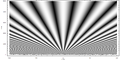 Two Slit Interference, 800nm wl, 0.1mm d, distant average.png
