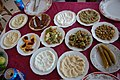 Typical Syrian Mezze (2254636467).jpg