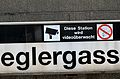 U-Bahn Station Zieglergasse, Vienna, security camera warning.jpg