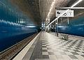 U-Bahnhof Überseequartier, Platform View 20131231 1.jpg
