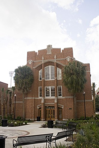 University of Florida College of Liberal Arts and Sciences - Ustler Hall
