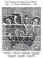 UIFAB, Annuaire 1932, World Champions 1931-32.jpg