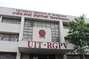 University Institute of Technology RGPV - Wikipedia