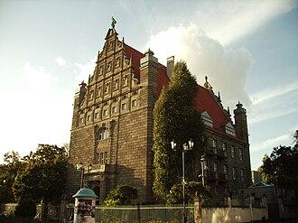 Nicolaus Copernicus University in Toruń - The Collegium Maximus houses the university's museum collections