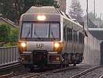 UP Express at Weston P6143064.jpg