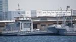 USAV Chicksaw Bayou (LCU 2012) right front view at Port of Yokohama April 28, 2018.jpg