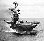 USS Bon Homme Richard (CVA-31) underway in Gulf of Tonkin in 1969 (NNAM.1996.488.038.079).jpg